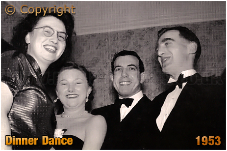 Mitchell's & Butler's : Dinner Dance [1953]