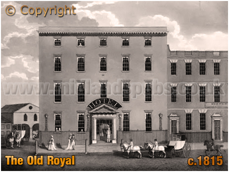 Mitchell's & Butler's : The Old Royal [c.1815]