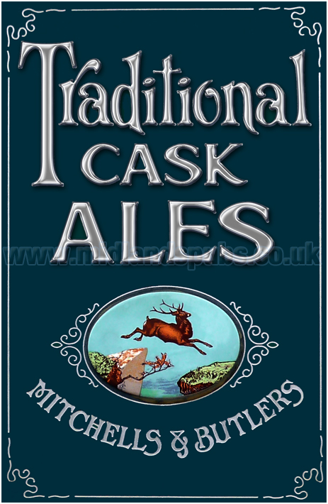 Mitchells's and Butler's Traditional Cask Ales