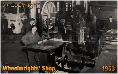 Mitchell's & Butler's : Wheelwrights' Shop [1953]