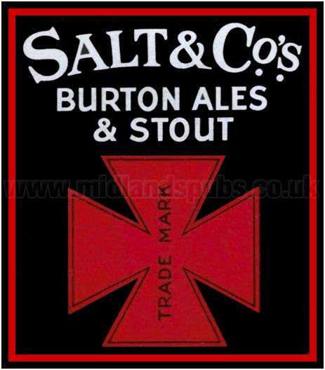 Salt & Co's Burton Ales and Stout