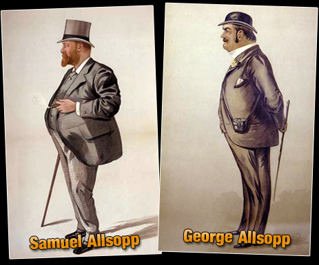 Samuel Charles Allsopp and George Higginson Allsopp [1885]