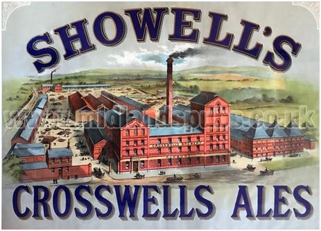 Showell's Crosswells Ales