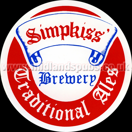 Simpkiss Brewery Traditional Ales