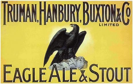 Truman, Hanbury, Buxton & Co. Limited : Eagle Ale and Stout