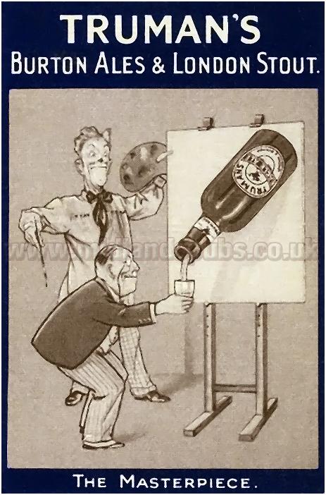 Truman's Burton Ales & London Stout : The Masterpiece
