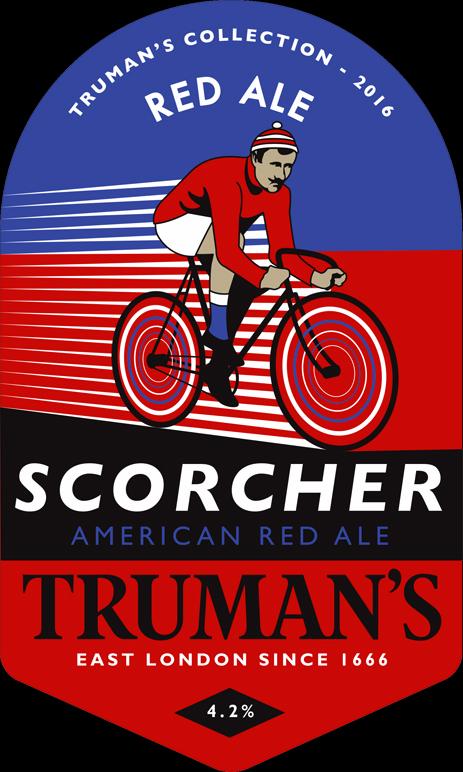 Truman's Scorcher American Red Ale