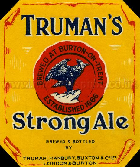 Truman's Strong Ale