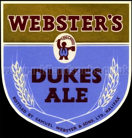 Samuel Webster's Duke's Ale