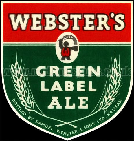 Samuel Webster's Green Label Ale