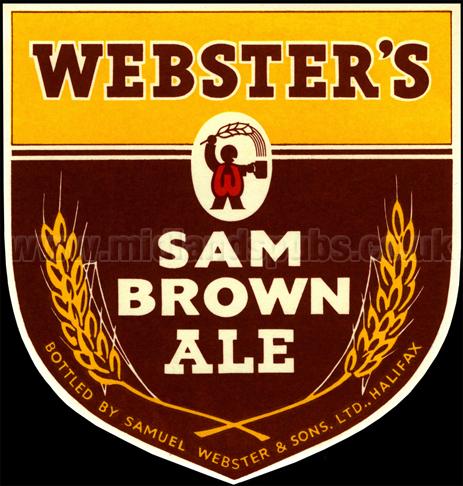 Samuel Webster's Sam Brown Ale