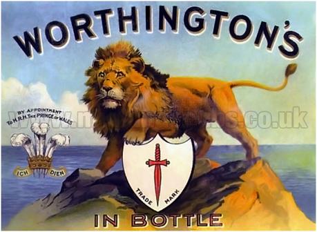 Worthington's White Shield in Bottle