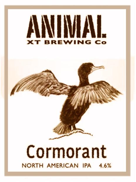XT Brewing Cormorant American IPA