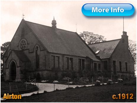 Yorkshire : Wesleyan Chapel at Airton [c.1912]
