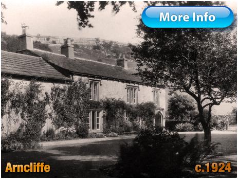Yorkshire : Bridge House at Arncliffe [c.1924]