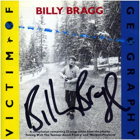 Billy Bragg : Victim of Geography