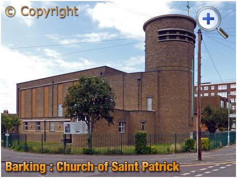 Barking : Church of Saint Patrick [2019]