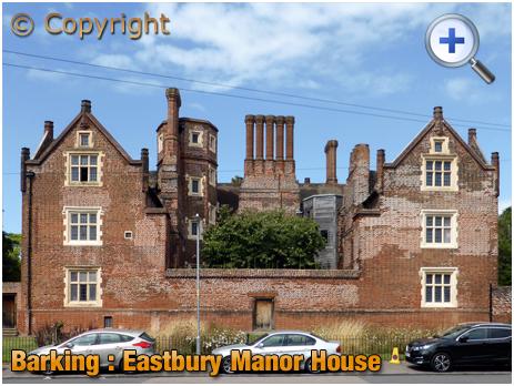 Barking : Eastbury Manor House [2019]