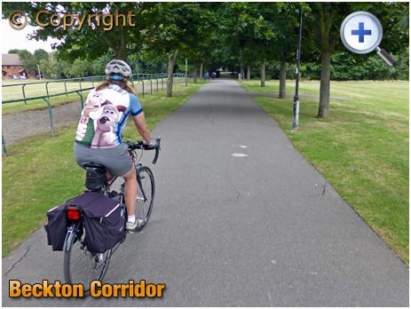 Beckton Corridor [2019]
