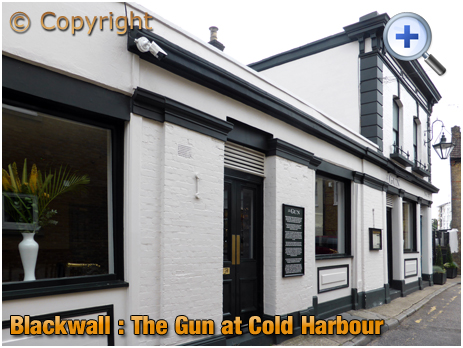 Blackwall : The Gun at Cold Harbour