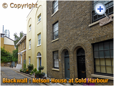 Blackwall : Nelson House in Cold Harbour