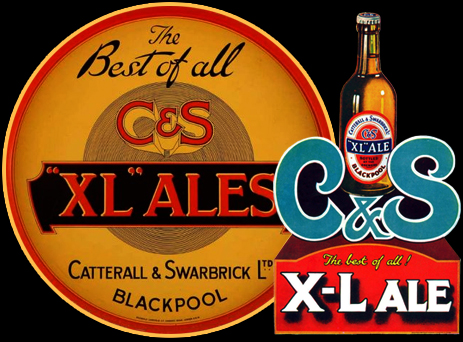 X-L Ale of Catterall & Swarbrick Limited of Blackpool in Lancashire