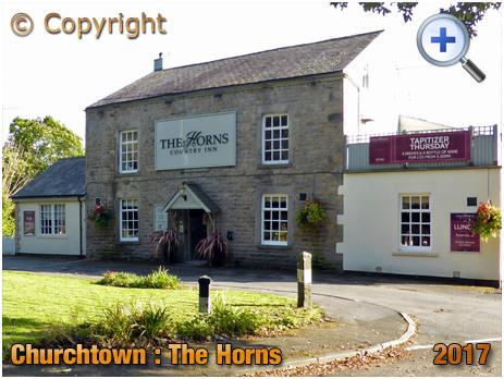 Churchtown : Horns Inn [2017]