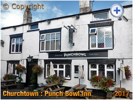 Churchtown : Punch Bowl Inn [2017]