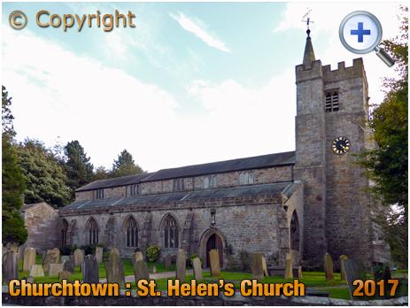 Churchtown : Church of Saint Helen [2017]