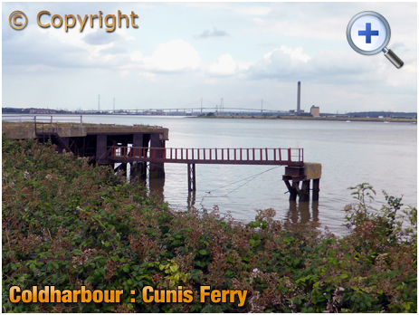 Coldharbour : Cunis Wharf [2019]