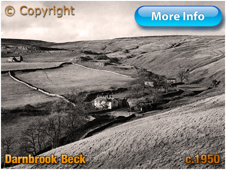 Yorkshire : Darnbrook Beck from The Nab [c.1950]