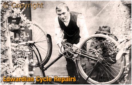Edwardian Cycle Repairs