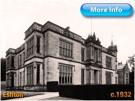 Yorkshire : Eshton Hall [c.1932]