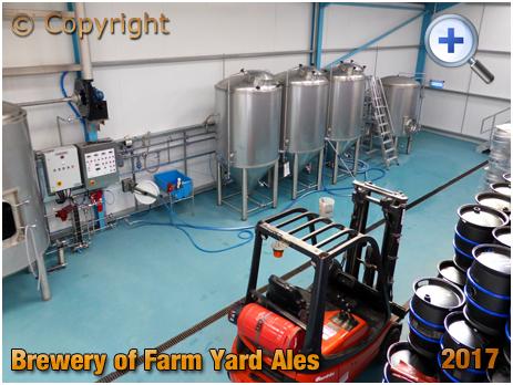 Moss Edge Farm : Brewery of Farm Yard Ales [2017]