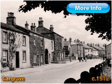 Yorkshire : Anchor Road at Gargrave [c.1912]