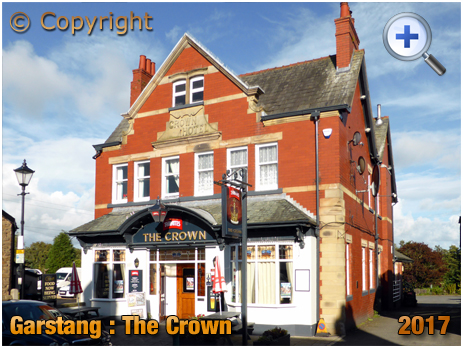Garstang : The Crown in the High Street [2017]