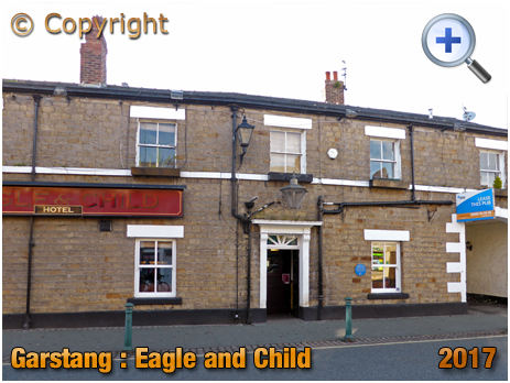Garstang : Eagle and Child in the High Street [2017]