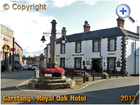 Garstang : Royal Oak Hotel [2017]