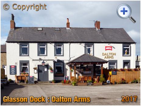 Glasson Dock : Dalton Arms [2017]