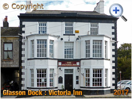 Glasson Dock : The Victoria Inn [2017]