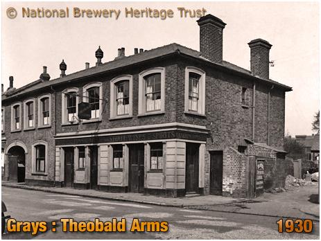 Grays : Theobold Arms [1930]