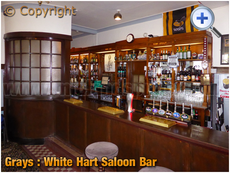 Grays : Former Saloon Bar of the White Hart [2019]