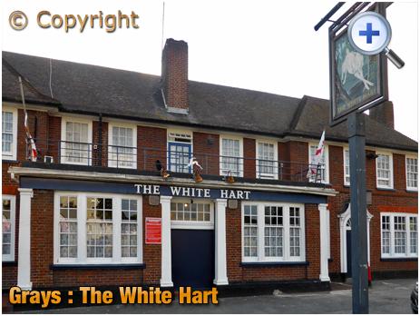 Grays : The White Hart [2019]