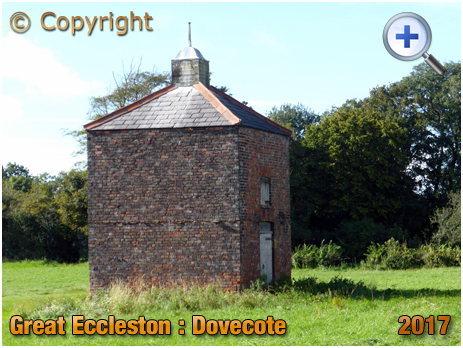 Great Eccleston : Dovecote [2017]