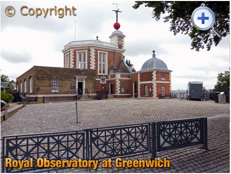Greenwich : Royal Observatory