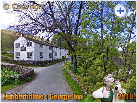 Hubberholme : George Inn on Dubb's Lane [2016]