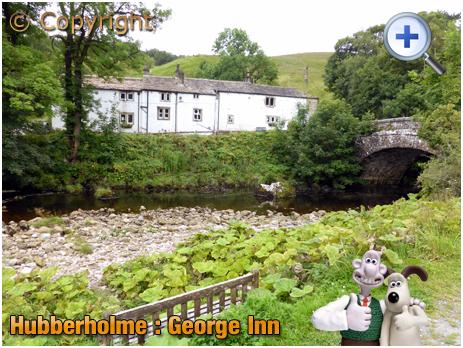 Hubberholme : The George Inn [2016]