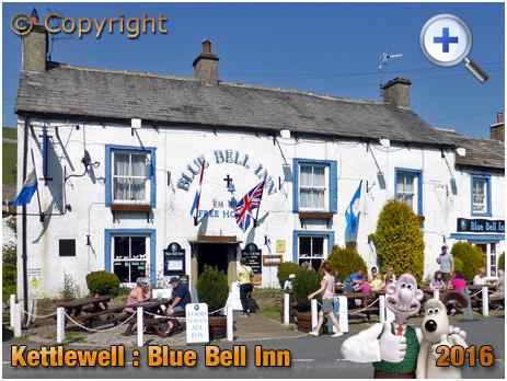 Kettlewell : Blue Bell Inn in Upper Wharfedale [2016]