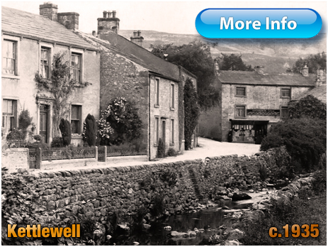 Yorkshire : Middle Lane at Kettlewell [c.1935]