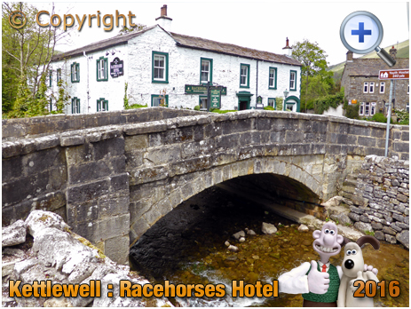 Kettlewell : Racehorses Hotel in Upper Wharfedale [2016]
